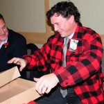 Ian Bird and the launch of his Kenora Dinner Jacket