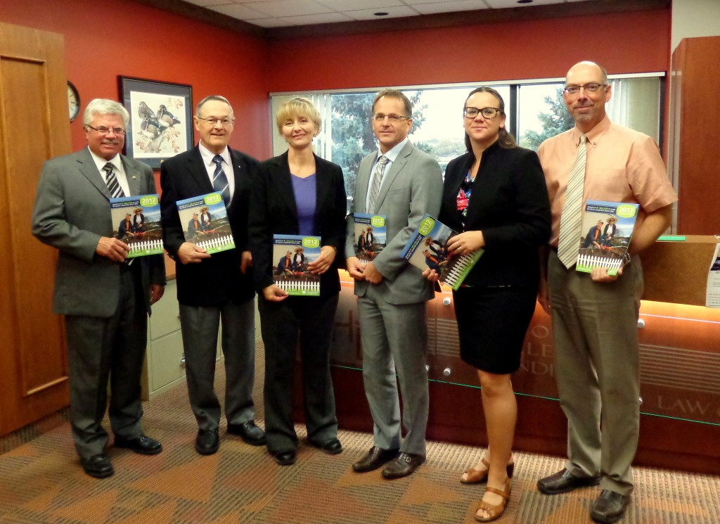 Hook, Seller & Lundin with the 2012 Annual Reports